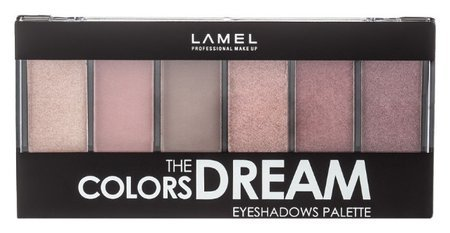 "Тени для век ""The Colors Dream""  Lamel Professional"