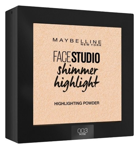 "Хайлайтер для лица ""Face studio Shimmer Highlight""  Maybelline New York"