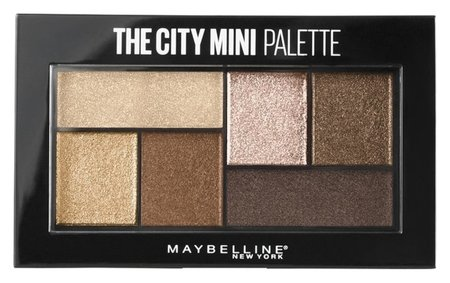 "Палетка теней для век ""The City Mini Palette""  Maybelline New York"