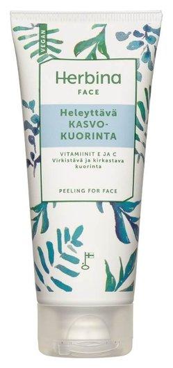 Пилинг для лица  Herbina