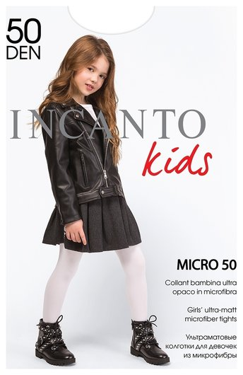 Колготки детские Micro 50 Den  Incanto