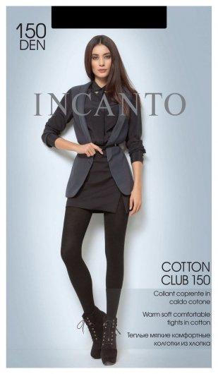 Колготки женские Cotton Club 150 den  Incanto