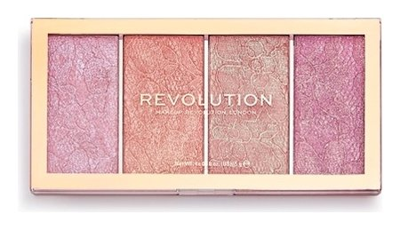 "Румяна для лица ""Vintage Lace Blush Palette""  Makeup Revolution"