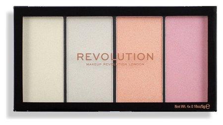 Хайлайтер для лица Reloaded Lustre  Makeup Revolution