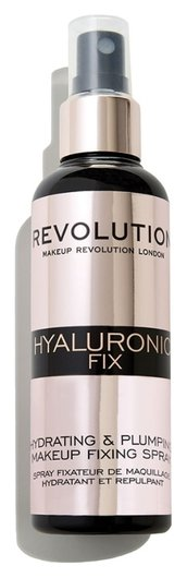 "Спрей для фиксации макияжа ""Hyaluronic Fix""  Makeup Revolution"