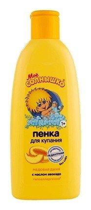Пенка-гель для ванн Дыня  Моё солнышко