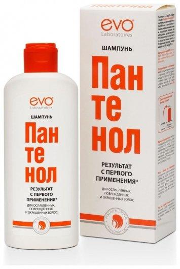 Шампунь для ослабленных, поврежденных, окрашенных волос  EVO laboratoires