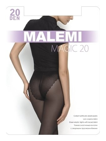 Колготки Magic 20 Den  Malemi