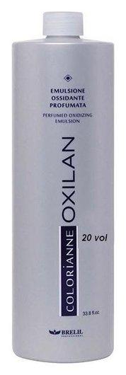 Парфюмированная окисляющая эмульсия Colorianne Oxilan 6%  Brelil Professional