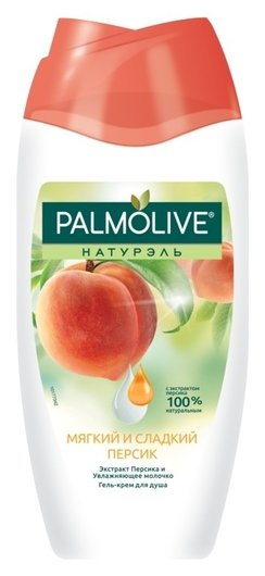 Гель для душа Мягкий и сладкий персик  Palmolive