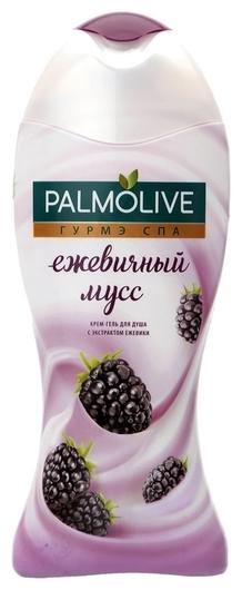 Крем-гель для душа с экстрактом ежевики Ежевичный мусс  Palmolive
