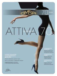Колготки женские Attiva 70 Den Omsa