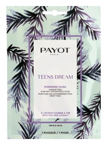 Очищающая тканевая маска против несовершенств Teens Dream  Payot