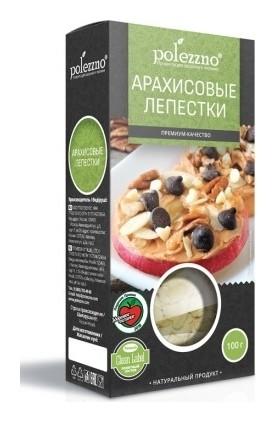 Арахисовые лепестки  Polezzno