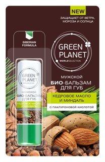 Кедровое масло и миндаль  Green Planet