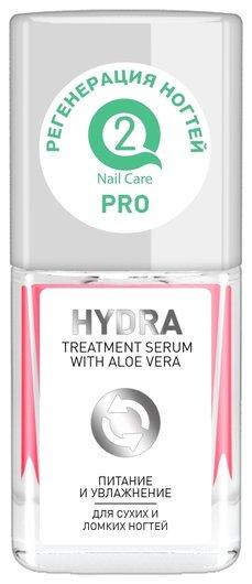 Питательная эссенция для сухих и ломких ногтей Hydra  Q2 NAILCARE