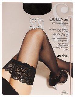 Чулки женские Queen 20 den  SiSi
