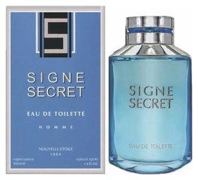 Туалетная вода Тайный знак Signe secret Новая Заря