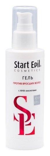 Гель против вросших волос с АНА-кислотами  Start Epil