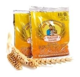 Каша пшенично-рисовая с клевером  Самарский Здоровяк