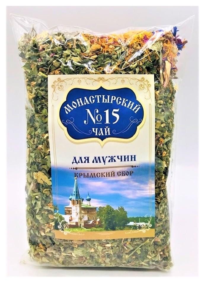 Чай монастырский №15 для мужчин  Монастырский чай