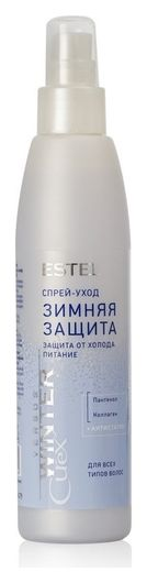 Спрей-уход для всех типов волос Versus winter  Estel Professional
