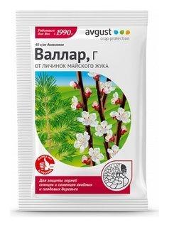 "Средство от личинок майского жука ""Валлар""  Avgust (Август)"