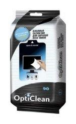 Влажные салфетки для экранов  Opti Clean