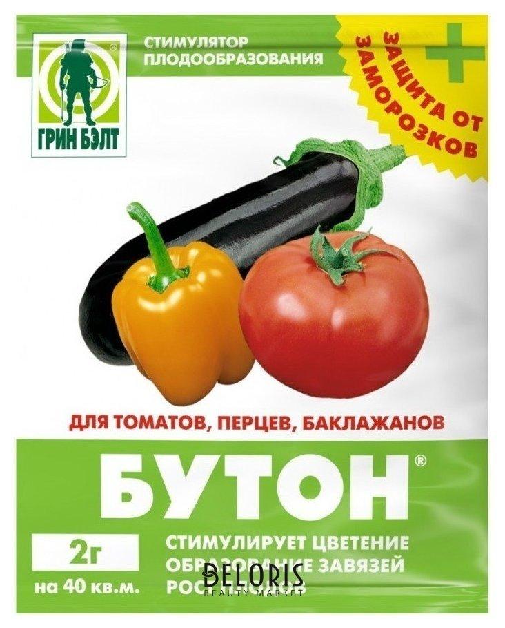 Удобрение для томатов, перцев, баклажанов Бутон+ Green Belt