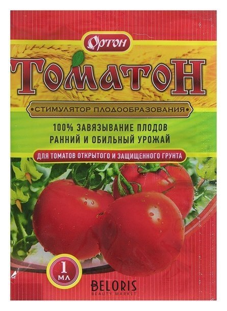 Стимулятор плодообразования Томатон Ортон