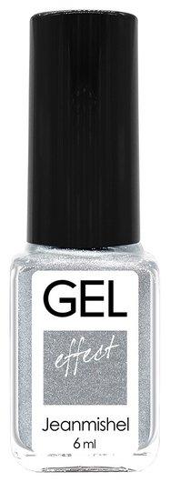 Лак для ногтей с эффектом геля Gel-Effect  Jeanmishel