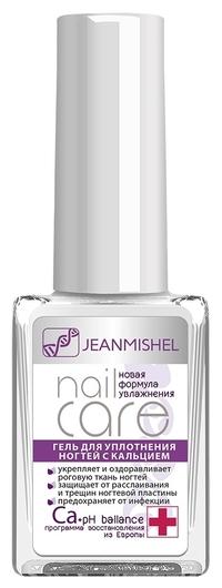 Гель для уплотнения ногтей с кальцием Jeanmishel
