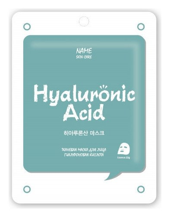 Тканевая маска для лица Гиалуроновая кислота  Mijin Cosmetics