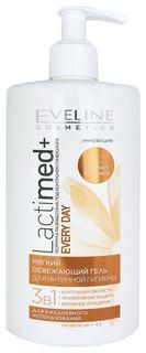 Гель для интимной гигиены мягкий освежающий 3 в 1  Eveline Cosmetics