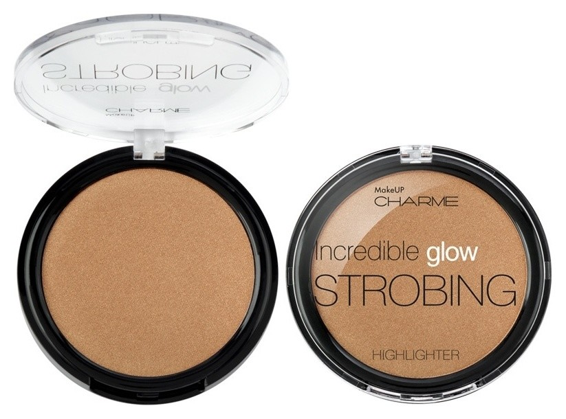 Бронзатор для лица медный Incredible Glow  Charme (Шарм)