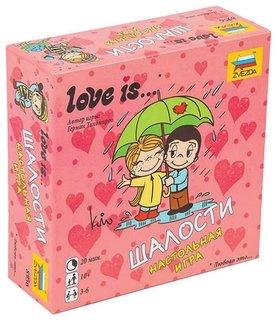 """Игра настольная карточная """"Love Is…шалости"""""""