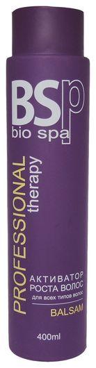 Бальзам для волос Активатор роста волос  BSp bio & spa