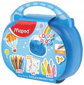 """Набор для творчества """"Color'peps Jumbo""""  Maped"""