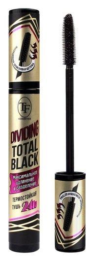 Тушь для ресниц Dividing Total Black  Триумф
