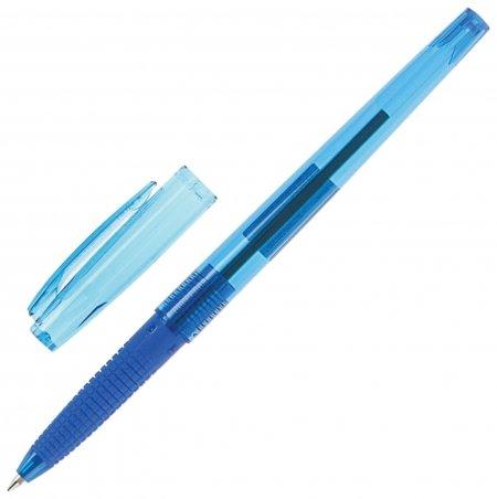 """Ручка шариковая масляная с грипом Pilot """"Super Grip G"""", синяя, узел 0,7 мм, линия письма 0,22 мм   Pilot"""