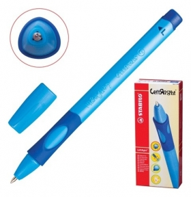 Ручка шариковая для левшей Leftrigh  Stabilo