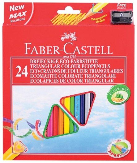 Карандаши цветные 24 цвета