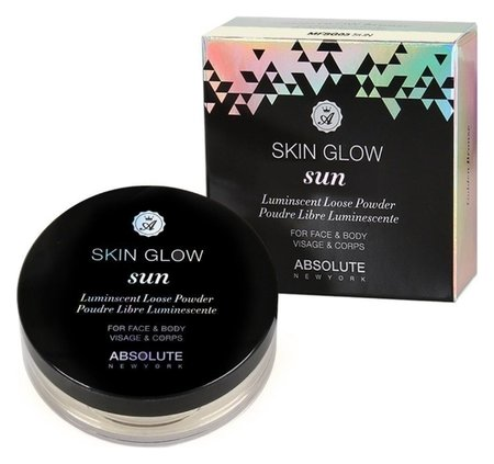 Пудра для лица Skin Glow  Absolute New York