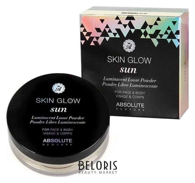 Пудра для лица Skin Glow Absolute New York