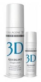 Крем для лица Aqua Balance с гиалуроновой килотой, восстановление тургора и эластичности кожи