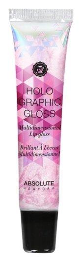 Блеск для губ Holographic Lip Gloss  Absolute New York