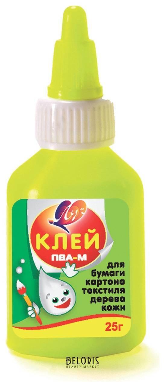 Клей ПВА-М Луч
