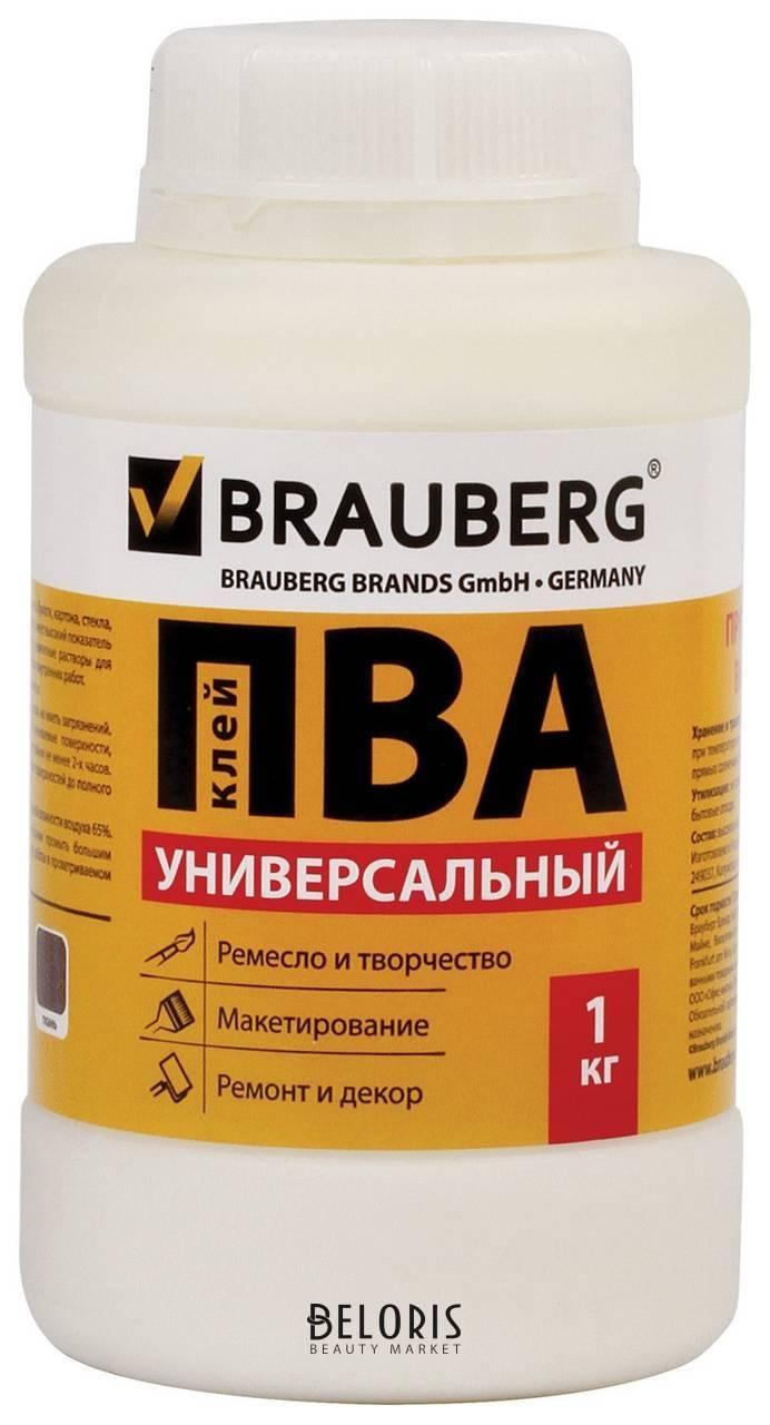 Клей ПВА, универсальный (бумага, картон, дерево) Brauberg