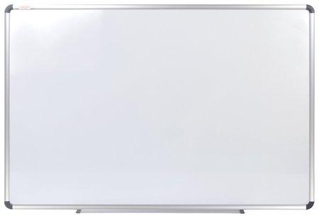 Доска магнитно-маркерная (45х60 см), алюминиевая рамка, Staff  Staff