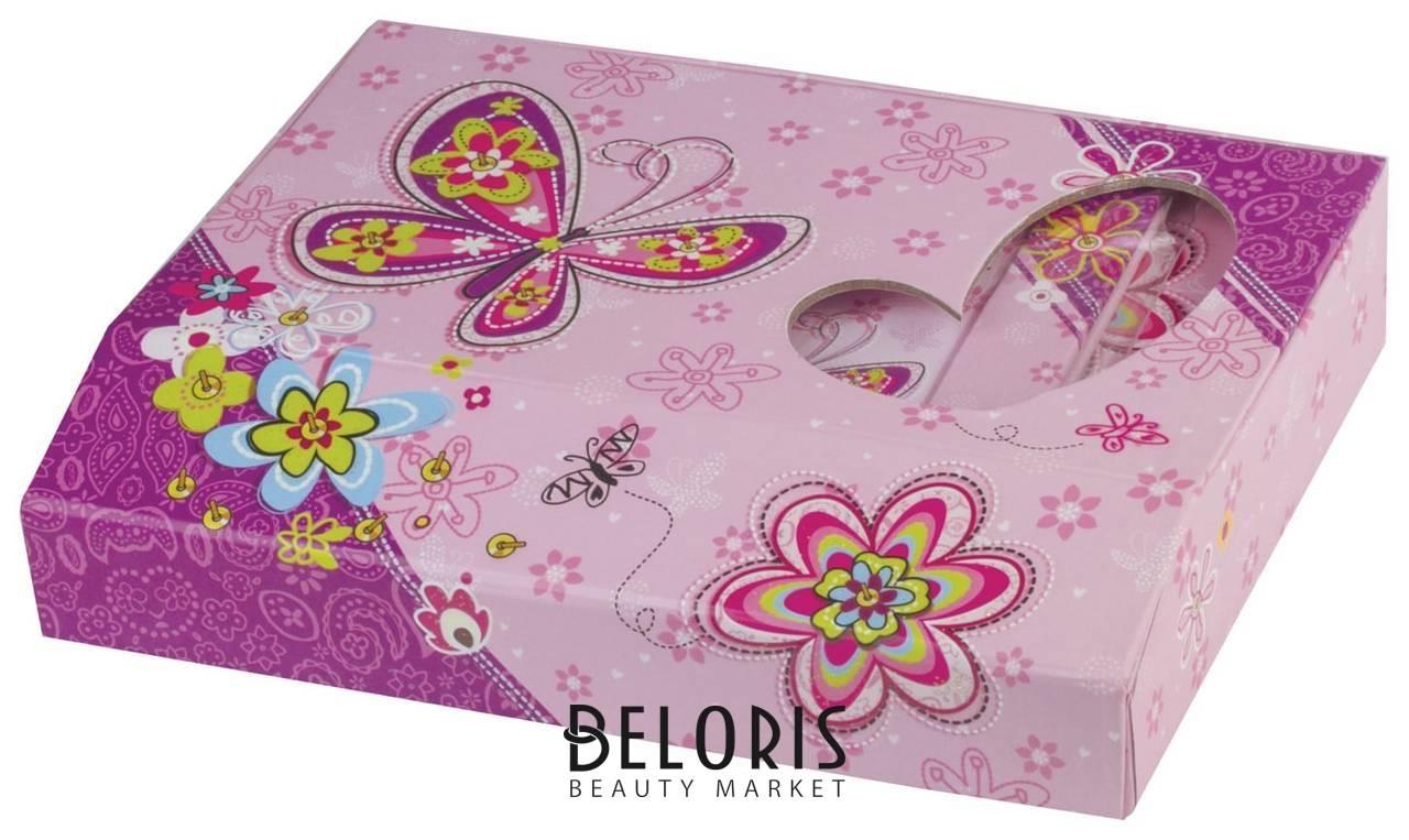 Блокнот в подарочной упаковке с фоторамкой Бабочки Brauberg